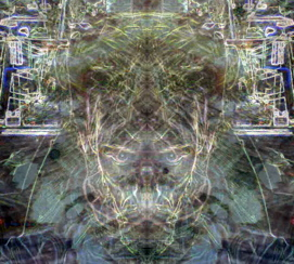 VjTsunamix Hyperdimensional Shape-shifting All seing I